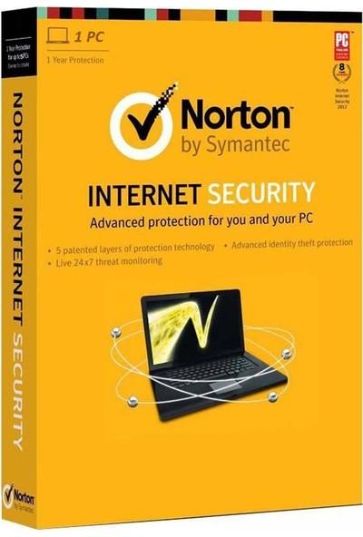 Norton Internet Security 2021 1 Kullanıcı 1 Yıl (Antivirus+Antispam+Firewall)