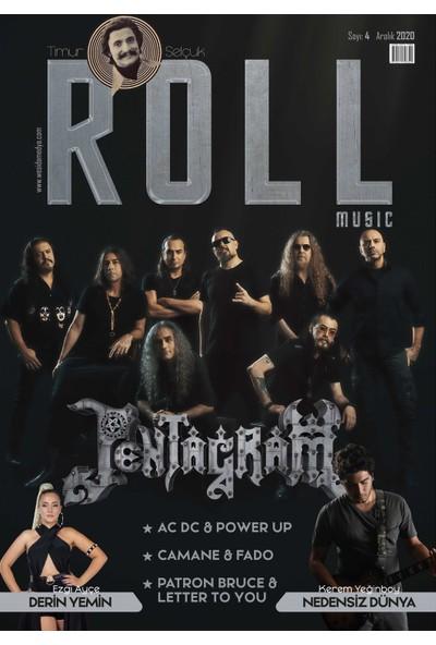Roll Music Dergisi Sayı 4 Aralık 2020