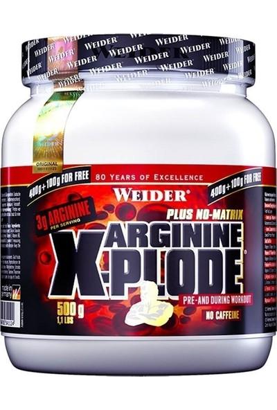 Weider Arginine X-Plode Egzotik Meyve Aromalı (500 Gr)