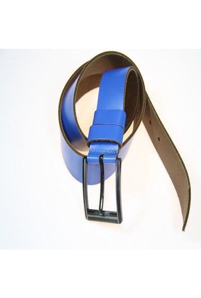 Ysk 2090 Deri Desensiz Spor 4,5 cm Erkek Kemer