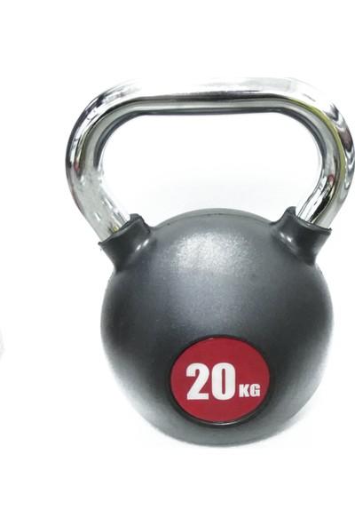 Power 20 kg Kettlebell-Çaydanlık Dambıl