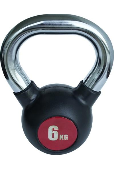 Power 6 kg Kettlebell-Çaydanlık Dambıl