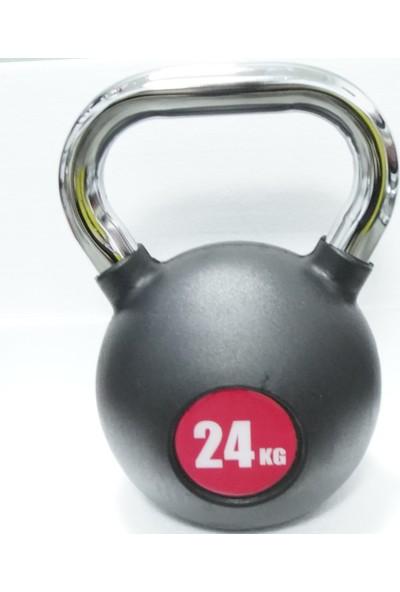 Power 24 kg Kettlebell-Çaydanlık Dambıl