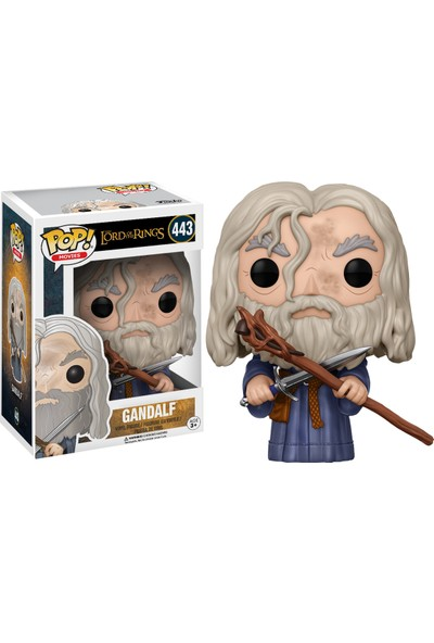 Funko Pop The Lordd Of The Rings Gandalf Figür