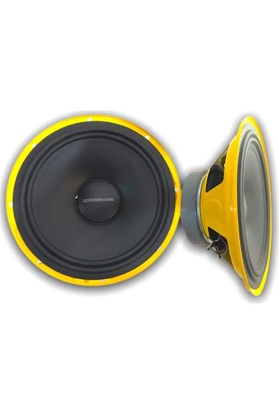 Bm Audio BM16C-600 WATT-16CM Midrange Hoparlör-2 Adet