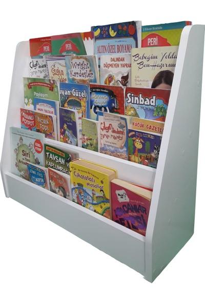Emdief Home Melis 3 Raflı Kitaplık