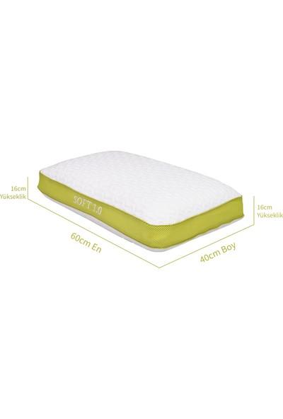 Ergofoam Galaxy Motion Soft 1.0 Visco Yastık