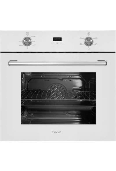 Ferre 6009 Beyaz 5+0 Digital Fırın