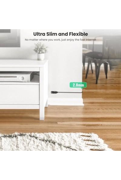Ugreen CAT6A Slim 10GBPS Ethernet Kablosu