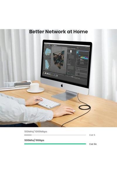 Ugreen Cat6A Slim 10Gbps Ethernet Kablosu 10 Metre