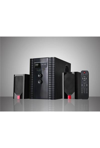 Jameson JSM-270BT 2+1 Bluetooth/fm Ses Sistemi