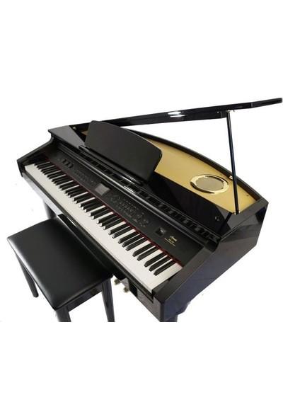 Artesia Ag-30 Mikro Kuyruklu Siyah Dijital Piyano