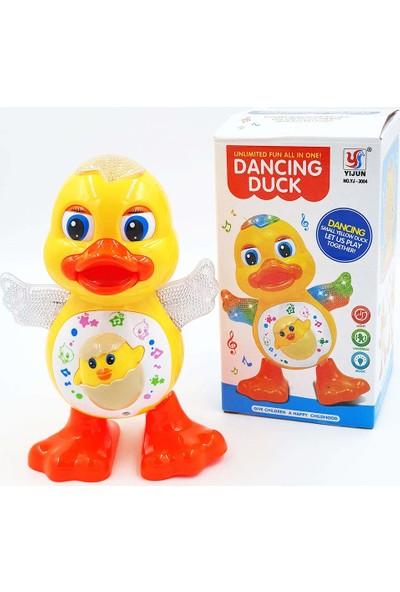 Ysn Toys Dans Eden Müzikli Ördek