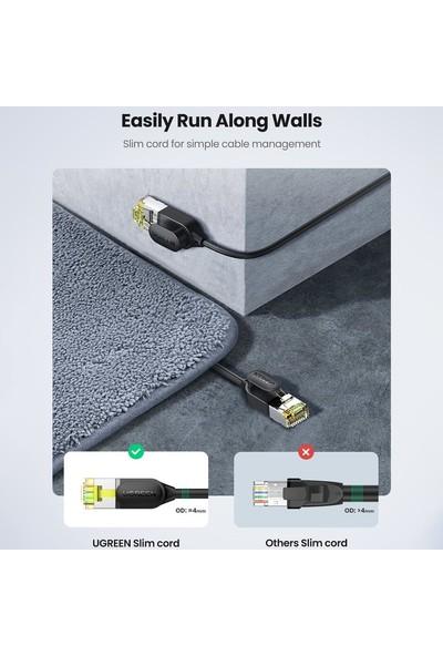 Ugreen Cat7 Slim 10GBPS Ethernet Kablosu