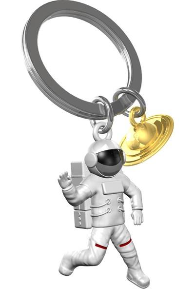 Metalmorphose Astronot Anahtarlık