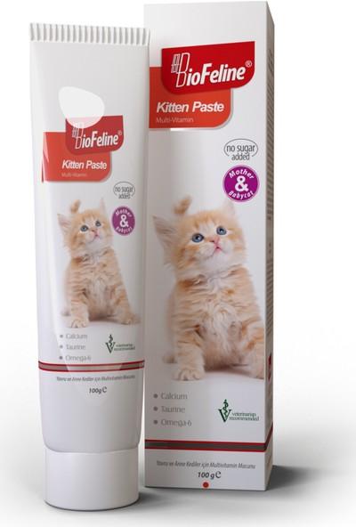 Biofeline Kitten Paste 100 Gr. ( Yavru ve Anne Kedi Macunu )