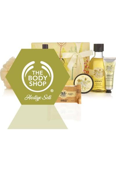 The Body Shop Moringa 5'li + Çanta