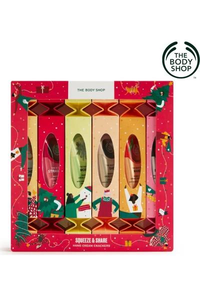 The Body Shop El Kremi Squeeze & Share Meyve Özlü 6'lı