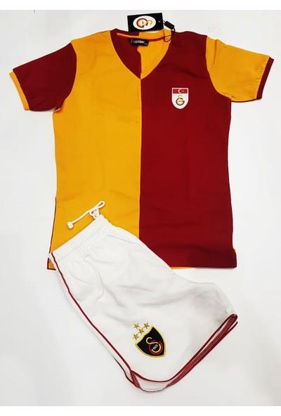 Galatasaray Forma Metin Oktay Tshirt Umbro Şort Takım
