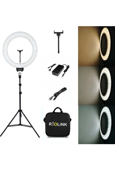 Riolink Ring Light 18 Inch 102 Watt Ekranlı