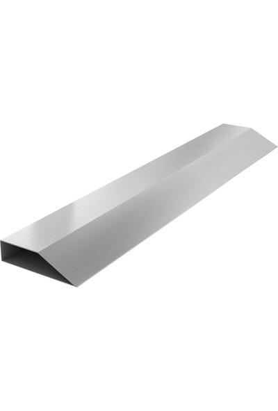 Ersaş Alüminyum Mastar Profili 90 mm x 22 mm Er 1130 Pres 2.5mt 1li