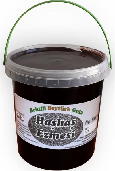 Bekilli Beytürk Gıda Siyah Haşhaş Ezmesi 1 kg