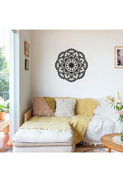 Nt Handmade Mandala Ahşap Duvar Dekorasyonu