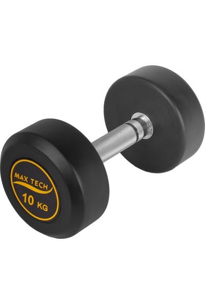 Max Tech 10 kg Profesyonel Dambıl