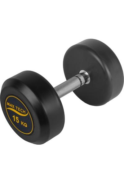 Max Tech 15 kg Profesyonel Dambıl