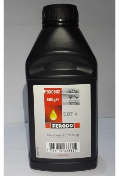 Feredo Ferodo - Dot 4 Fren Hidrolik Yağı 500ML