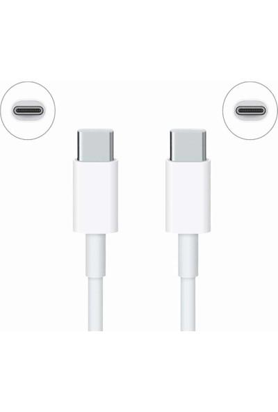 Xiaomi USB Type-C to Type-C Kablo 150 cm - Beyaz