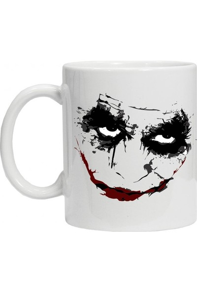 Canergiller Fotoğrafçılık Joker Temalı Kupa Bardak