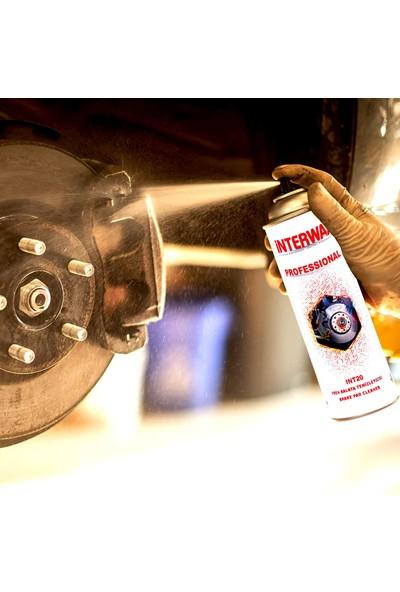 Interwax Fren Balata Temizleyici 500 ml