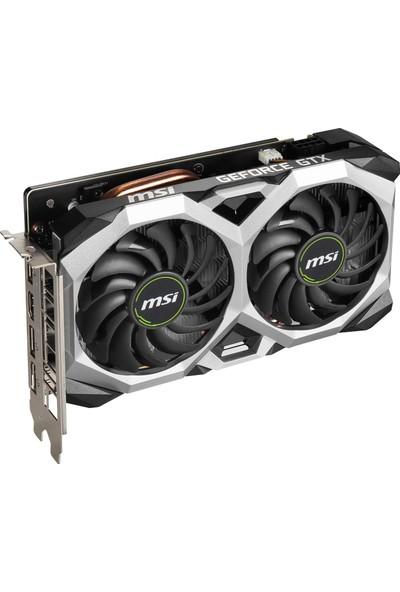 MSI VGA GeForce GTX 1660 super Ventus OC GTX1660S 6GB GDDR6 192B DX12 PCIE 3.0 X16 (1XHDMI 3XDP)
