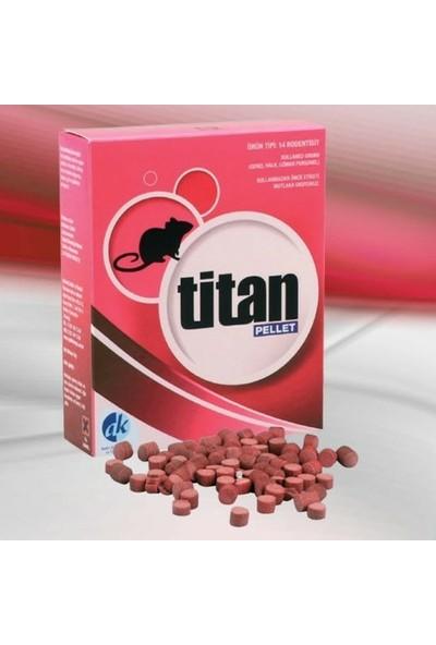 Titan Fare Zehri Pelet 80 gr