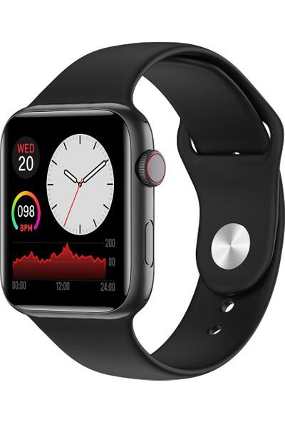 Elephone W6 Akıllı Saat - Siyah