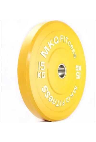 Power 15 kg Olimpik Plaka - Ağırlık Plakası -Flanş