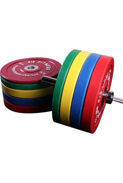 Power 20 kg Olimpik Plaka - Ağırlık Plakası -Flanş