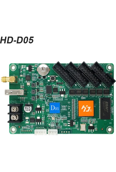 WOW Teknoloji Huidu HD-D05 Kontrol Kart