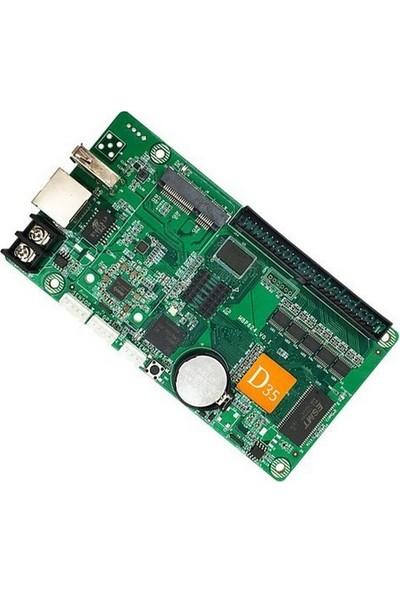 WOW Teknoloji Huidu HD-D35+HUB Dahil Kontrol Kart