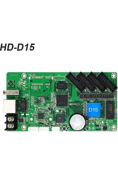 WOW Teknoloji Huidu HD-D15 Wi-Fi Kontrol Kart