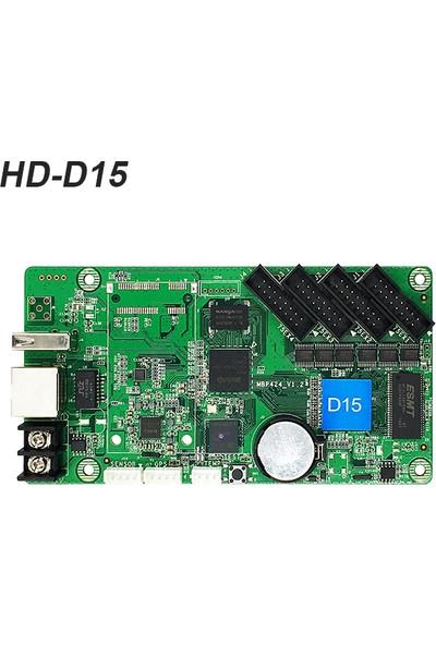 WOW Teknoloji Huidu HD-D15 Kontrol Kart