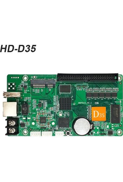 WOW Teknoloji Huidu HD-D35 Wi-Fi+Hub Dahil Kontrol Kart