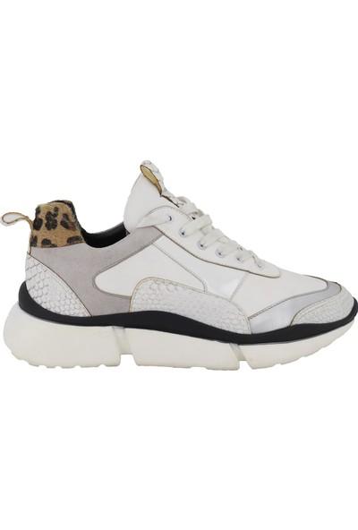 Prins Beyaz Kadın Spor Ayakkabı 80