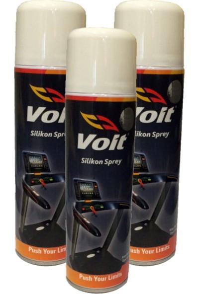 Voit Slicon Sprey 500 ml (Koşu Bandı Yağı)-3 Adet