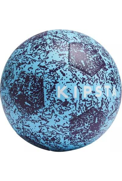 Kipsta Softball Xlıght Futbol Topu - 5 Numara - Mavi
