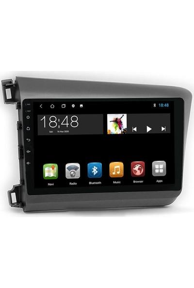 Mixtech Honda Civic 9 Inç Android Navigasyon ve Multimedya Sistemi