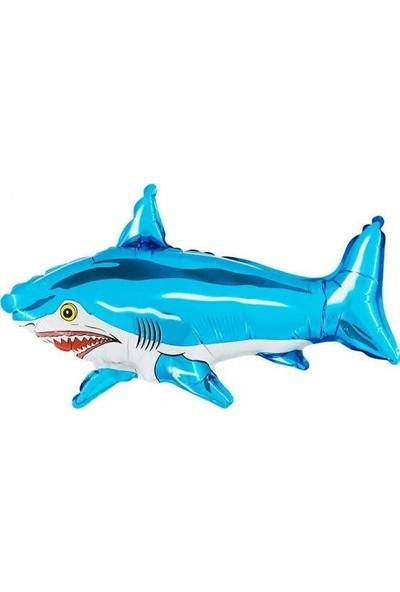 Kullanatparty Köpek Balığı Folyo Balon