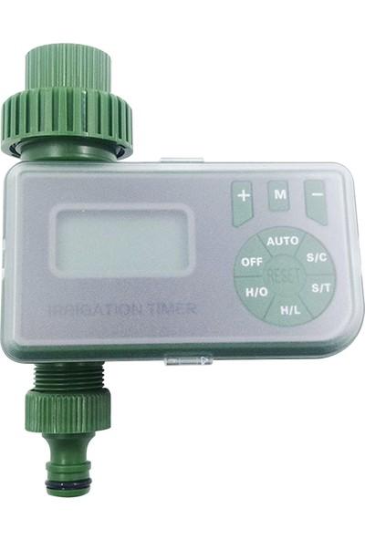 Anself Sulama Su Zamanlayıcı Kontrolörü Bahçe Elektronik Programlanabilir