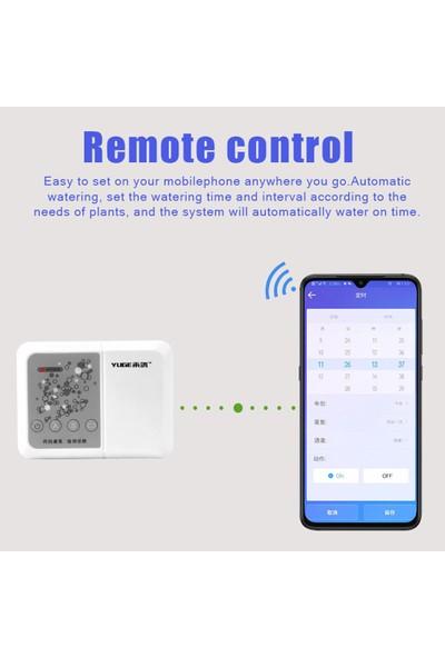 Anself Telefon Uzaktan Wıfı Ses Kontrolü Sulama Cihazı Akıllı